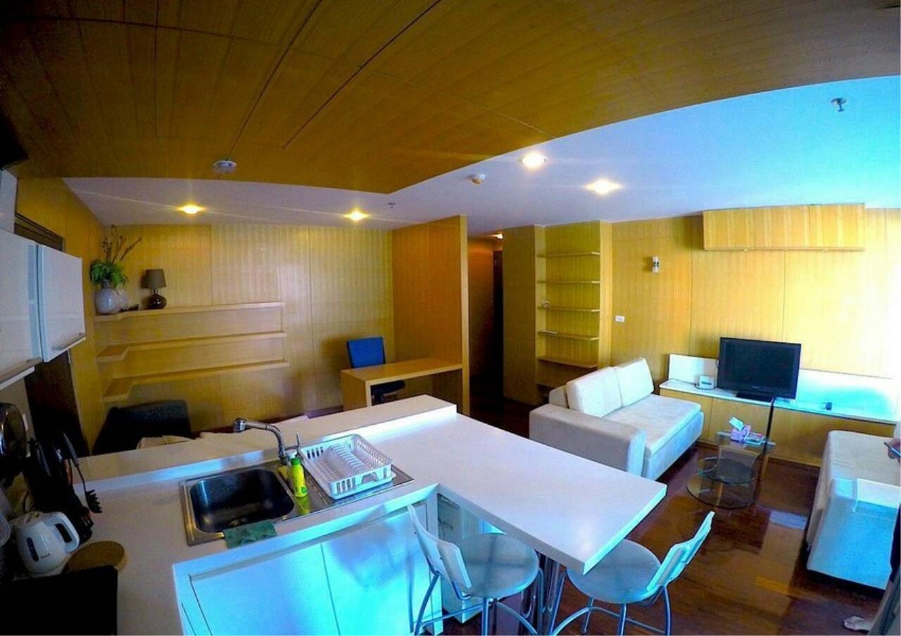 Bangkok Residential Agency's 1 Bed Condo For Rent in Chidlom BR1783CD 4