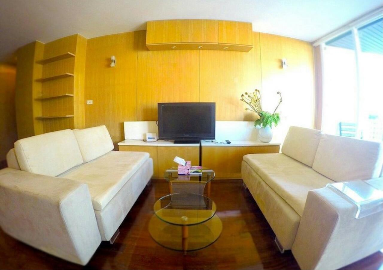 Bangkok Residential Agency's 1 Bed Condo For Rent in Chidlom BR1783CD 1