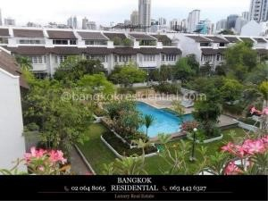 Bangkok Residential Agency's 3 Bed Townhouse in Compound For Rent in Phrom Phong BR1791CD 10