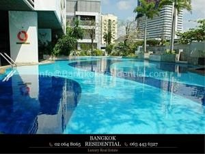 Bangkok Residential Agency's 3 Bed Townhouse in Compound For Rent in Phrom Phong BR1791CD 8