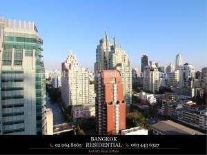 Bangkok Residential Agency's 3 Bed Condo For Rent in Chidlom BR1807CD 3