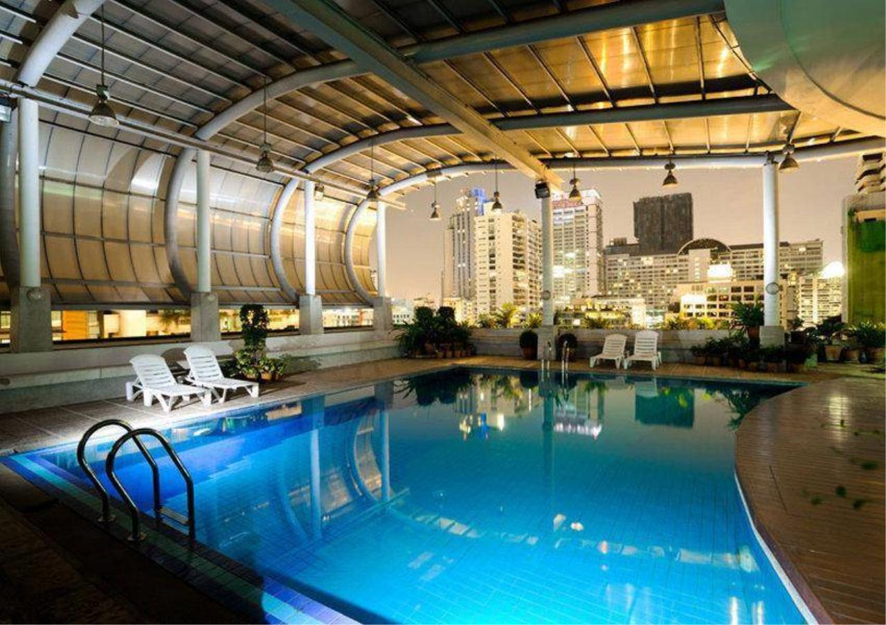 Bangkok Residential Agency's 2 Bed Condo For Rent in Asoke BR1811CD 1