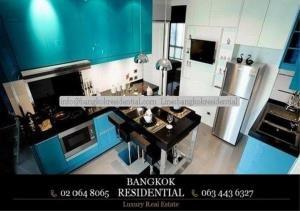 Bangkok Residential Agency's 1 Bed Condo For Rent in Asoke BR1813CD 9