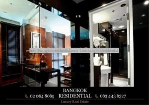 Bangkok Residential Agency's 1 Bed Condo For Rent in Asoke BR1813CD 14
