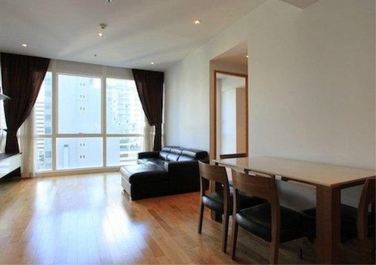 Bangkok Residential Agency's 2 Bed Condo For Rent in Asoke BR1828CD 1