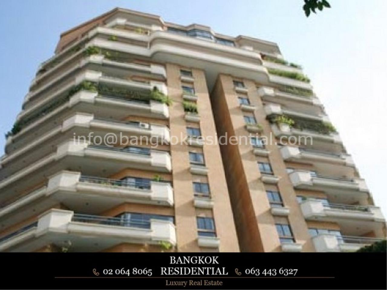 Bangkok Residential Agency's 3BR Duplex Castle Hill Mansion For Rent (BR1832CD) 1