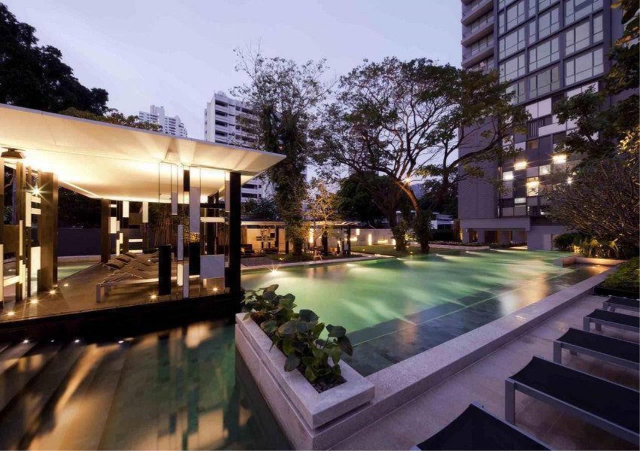 Bangkok Residential Agency's 2 Bed Condo For Rent in Thonglor BR1869CD 2