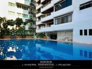 Bangkok Residential Agency's 3 Bed Condo For Rent in Asoke BR1872CD 10