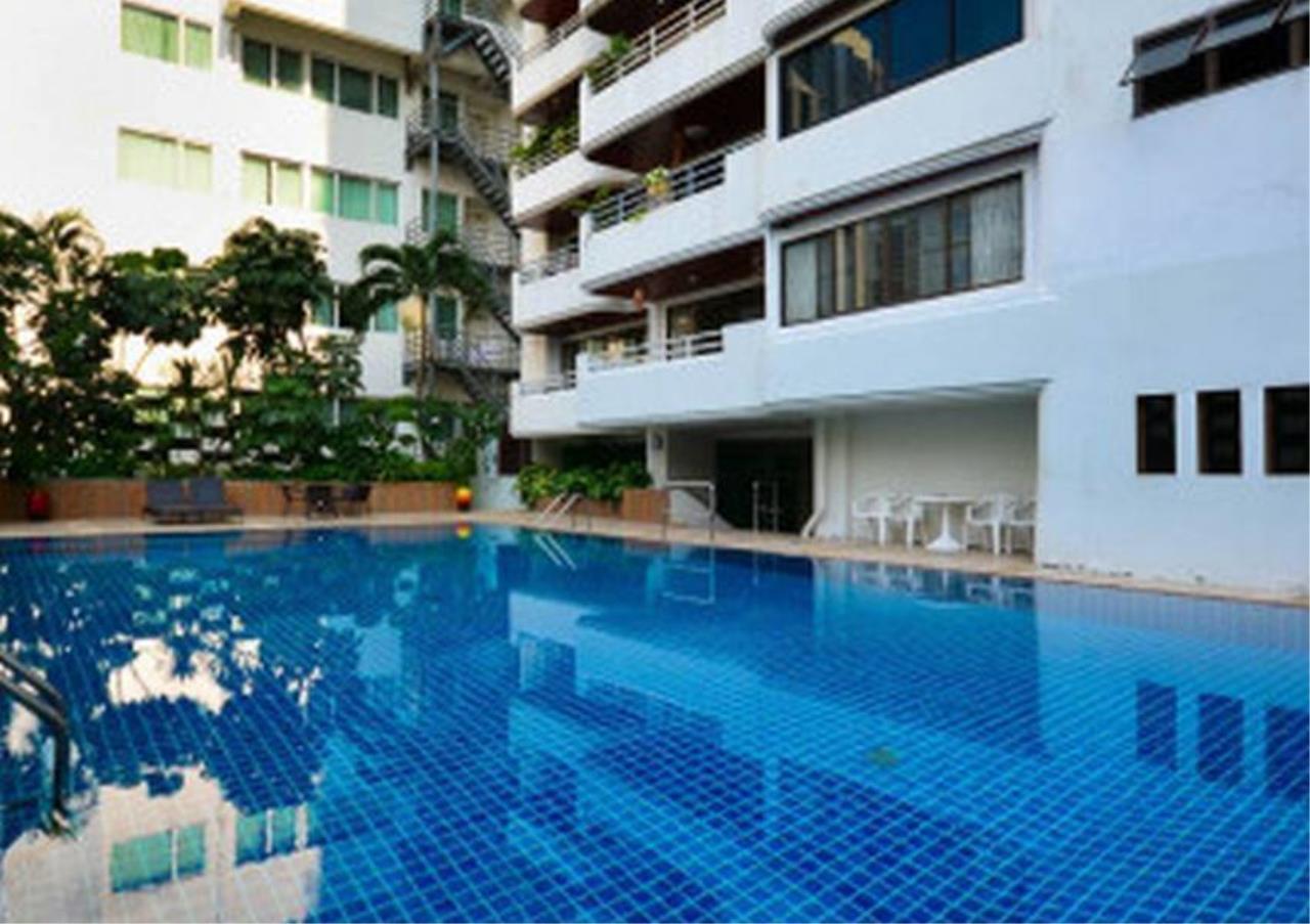 Bangkok Residential Agency's 3 Bed Condo For Rent in Asoke BR1872CD 5