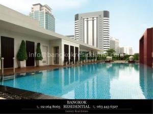 Bangkok Residential Agency's 2 Bed Condo For Rent in Phloenchit BR1874CD 12