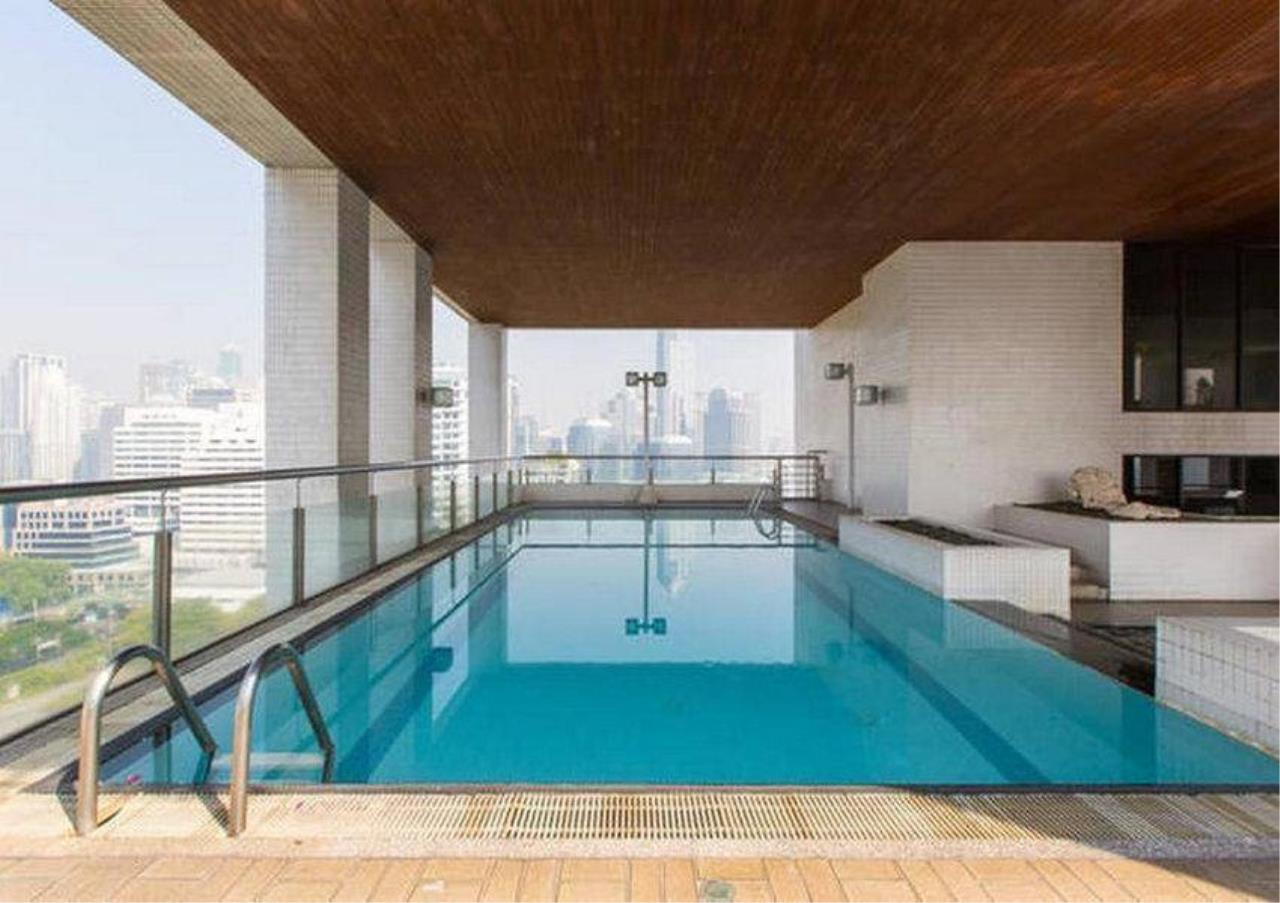 Bangkok Residential Agency's 2 Bed Condo For Rent in Ratchadamri BR1900CD 1