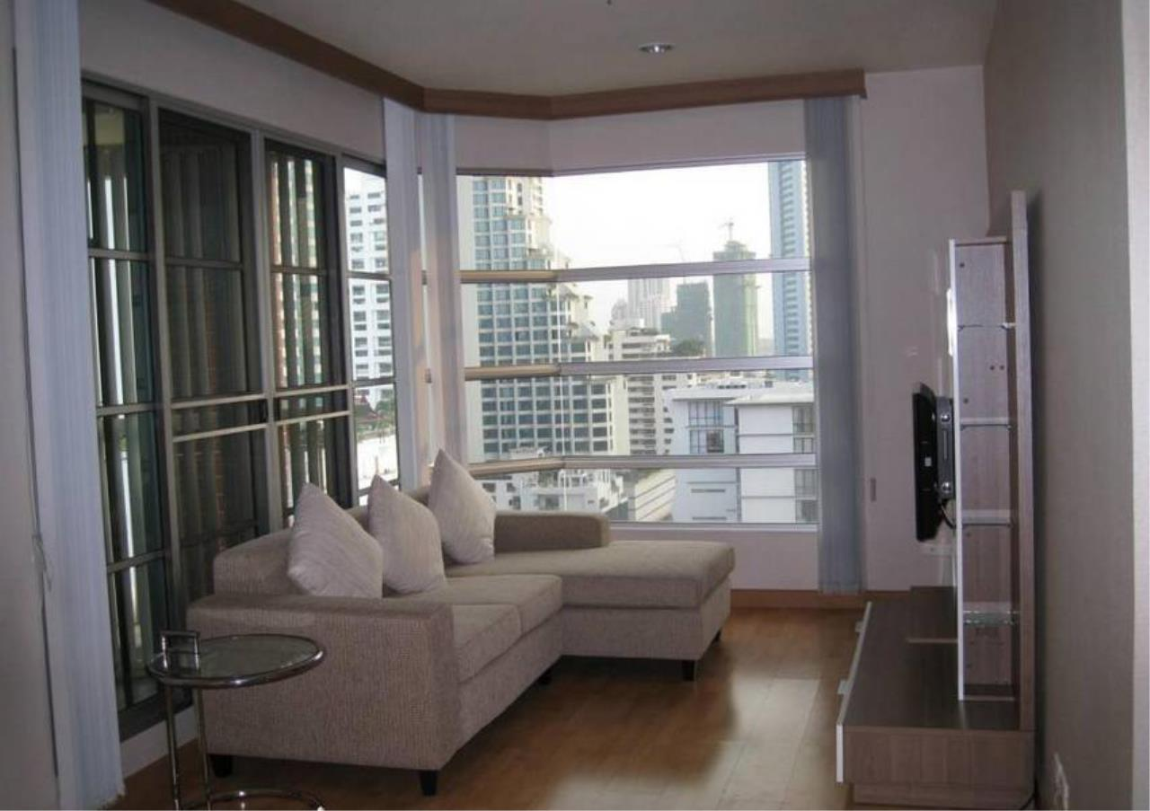 Bangkok Residential Agency's 2 Bed Condo For Rent in Asoke BR1935CD 1