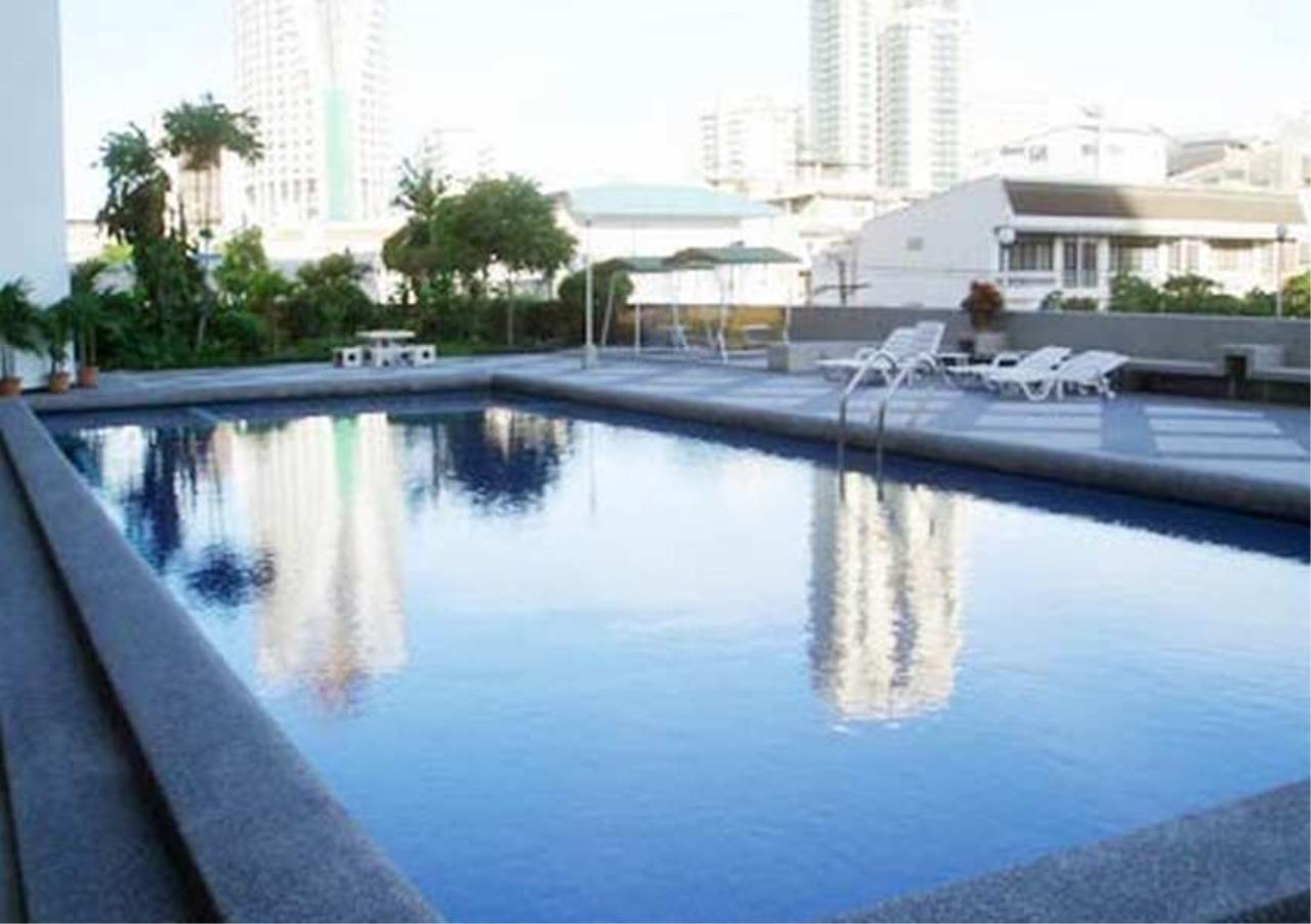 Bangkok Residential Agency's 3 Bed Condo For Rent in Asoke BR1960CD 7