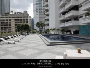Bangkok Residential Agency's 3 Bed Condo For Rent in Asoke BR1960CD 11