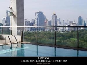 Bangkok Residential Agency's 2 Bed Condo For Rent in Ratchadamri BR1972CD 21