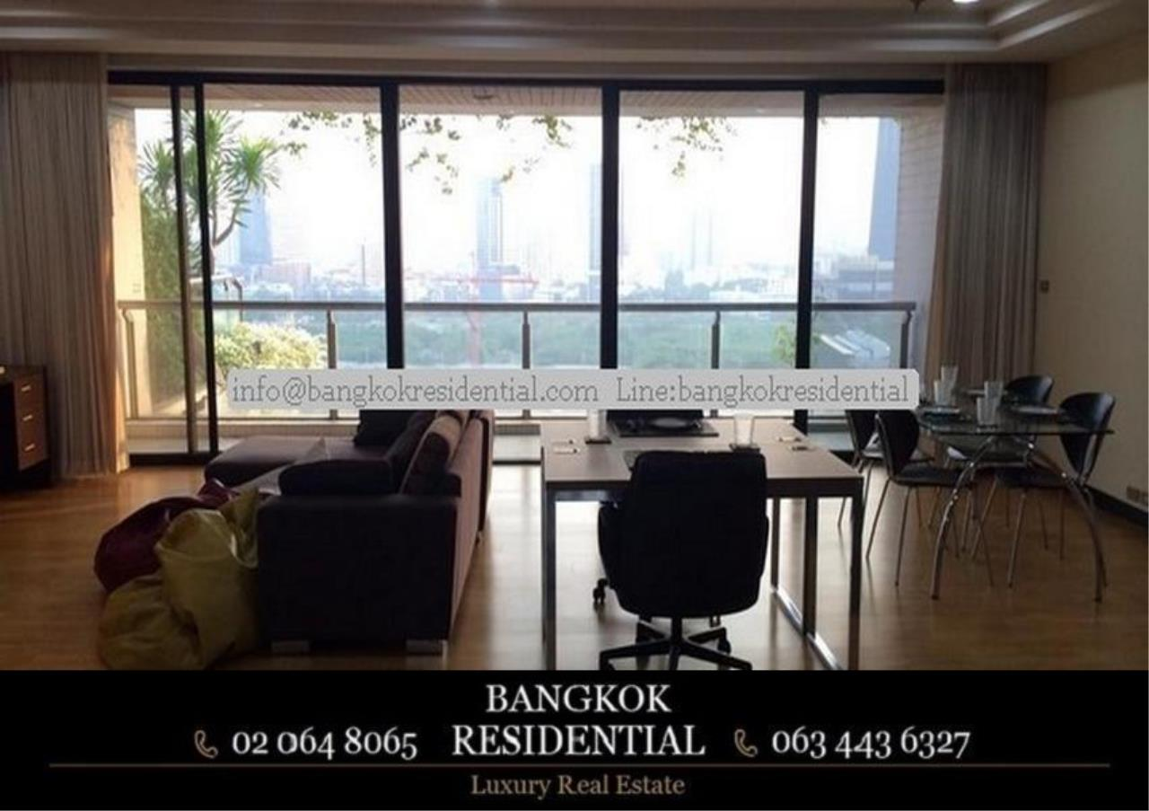 Bangkok Residential Agency's 2 Bed Condo For Rent in Ratchadamri BR1972CD 9