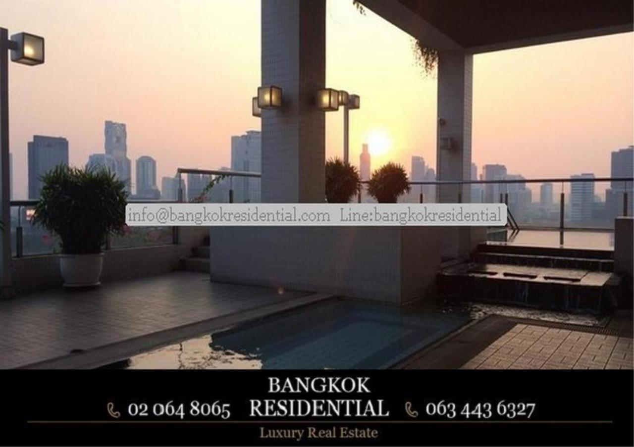 Bangkok Residential Agency's 2 Bed Condo For Rent in Ratchadamri BR1972CD 15
