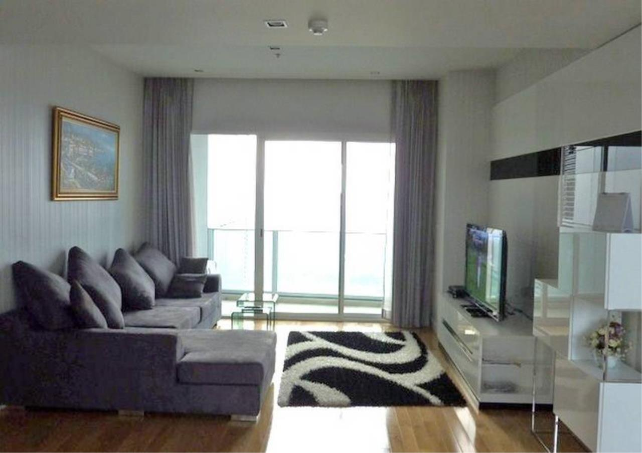 Bangkok Residential Agency's 2 Bed Condo For Rent in Asoke BR2003CD 3