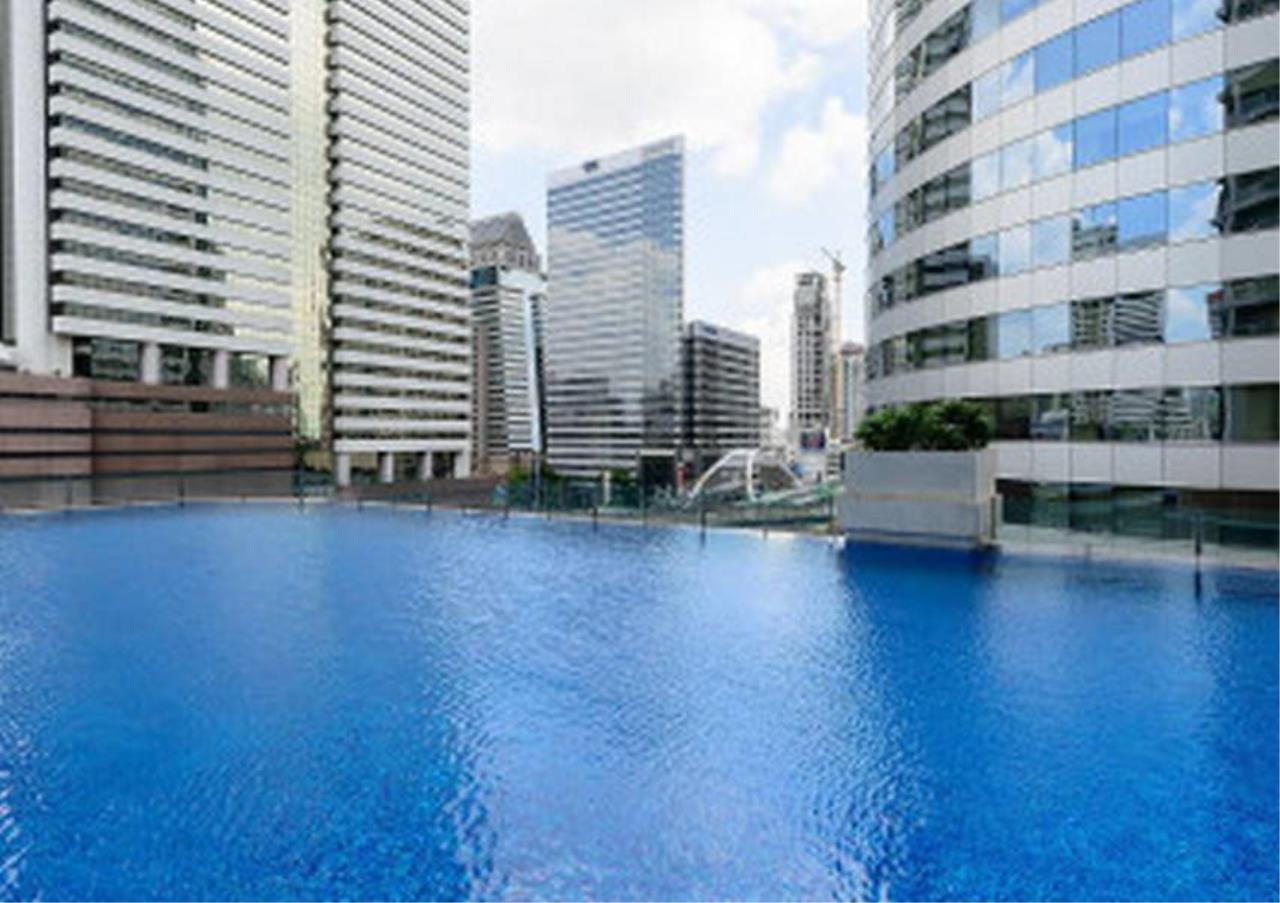 Bangkok Residential Agency's 2 Bed Condo For Rent in Sathorn BR2020CD 1