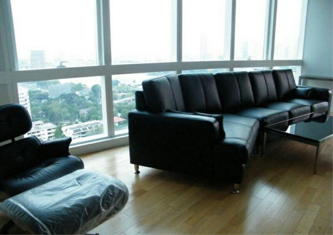 Bangkok Residential Agency's 3 Bed Condo For Rent in Asoke BR2127CD 1
