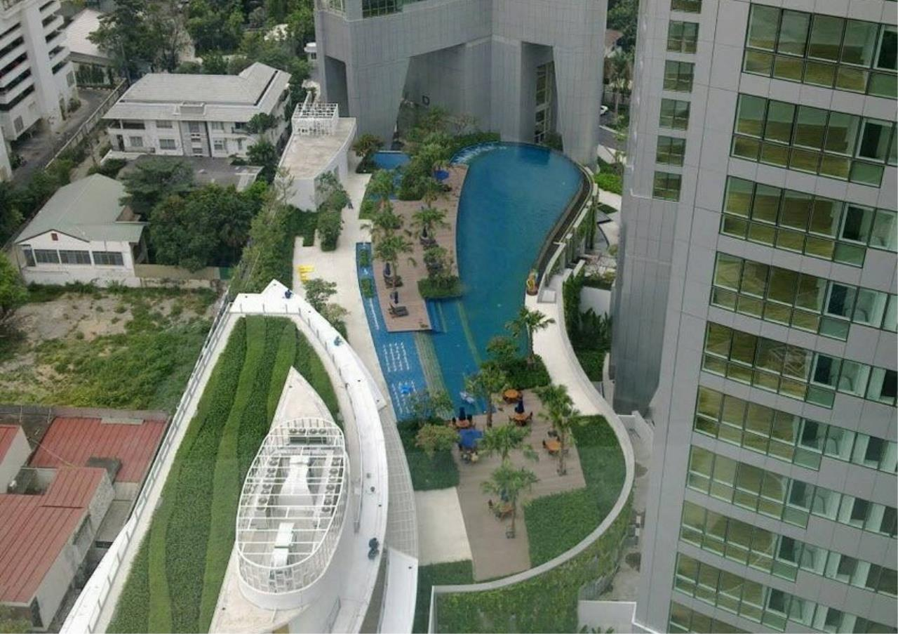 Bangkok Residential Agency's 3 Bed Condo For Rent in Asoke BR2127CD 11