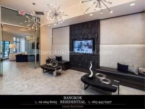 Bangkok Residential Agency's 3 Bed Condo For Rent in Asoke BR2129CD 12
