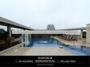 Bangkok Residential Agency's 2 Bed Condo For Rent in Asoke BR2150CD 27