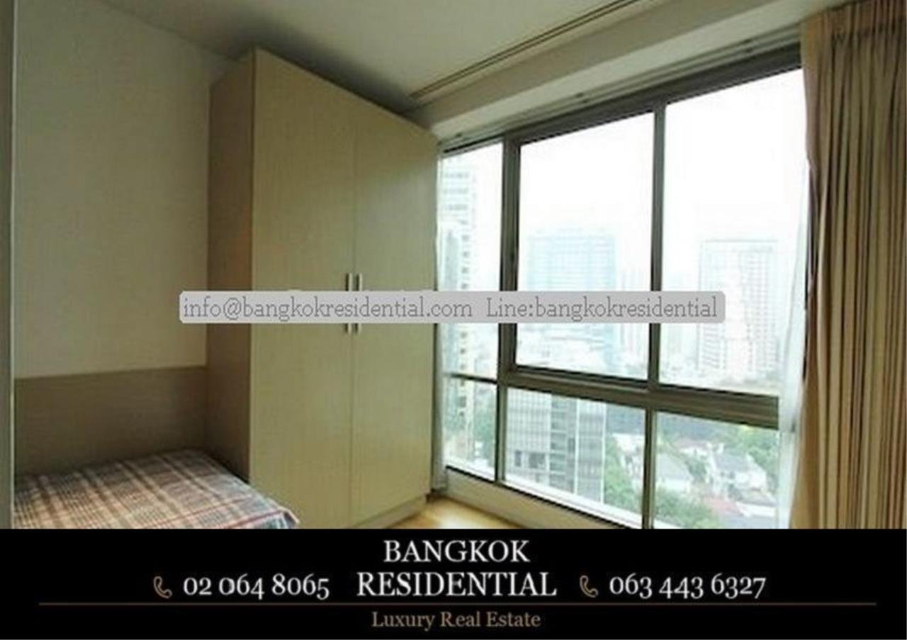 Bangkok Residential Agency's 2 Bed Condo For Rent in Asoke BR2150CD 13