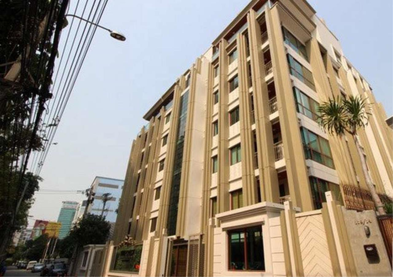 Bangkok Residential Agency's 1 Bed Condo For Rent in Phloenchit BR2189CD 1