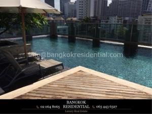 Bangkok Residential Agency's 1 Bed Condo For Rent in Phloenchit BR2189CD 6