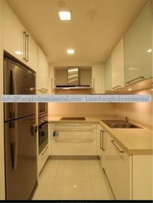 Bangkok Residential Agency's 2 Bed Condo For Rent in Phloenchit BR2192CD 36