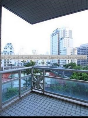 Bangkok Residential Agency's 2 Bed Condo For Rent in Phloenchit BR2192CD 25