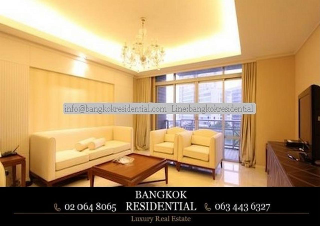 Bangkok Residential Agency's 2 Bed Condo For Rent in Phloenchit BR2192CD 1