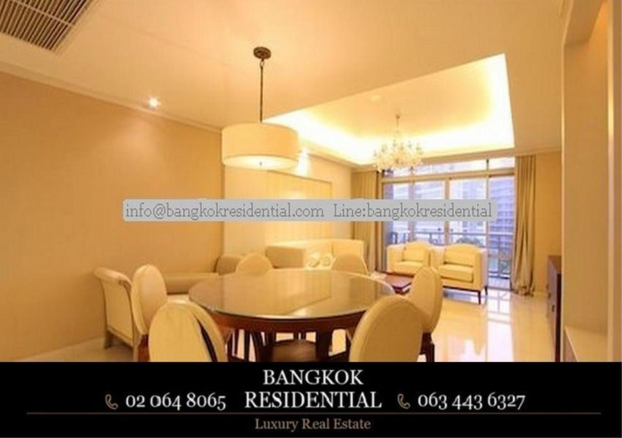 Bangkok Residential Agency's 2 Bed Condo For Rent in Phloenchit BR2192CD 4