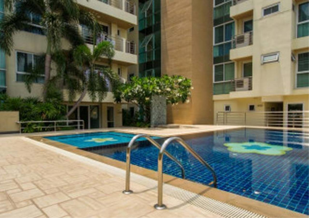 Bangkok Residential Agency's 2 Bed Condo For Rent in Phrom Phong BR2207CD 2