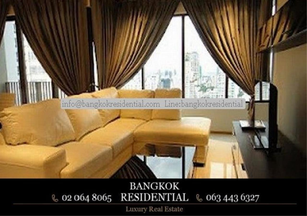 Bangkok Residential Agency's 2 Bed Condo For Rent in Phrom Phong BR2215CD 2