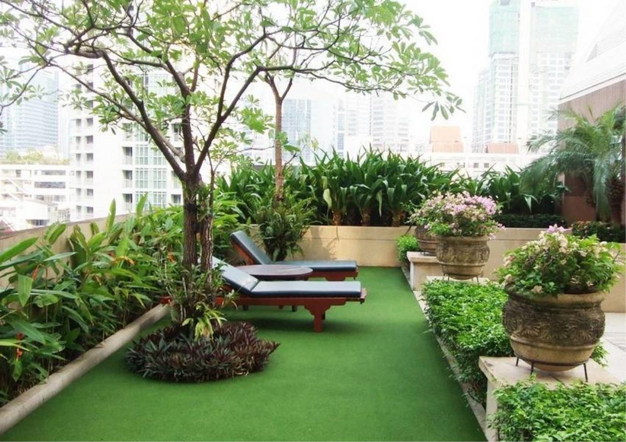Bangkok Residential Agency's 3 Bed Condo For Rent in Chidlom BR2229CD 3