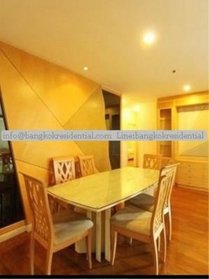 Bangkok Residential Agency's 3 Bed Condo For Rent in Chidlom BR2229CD 26