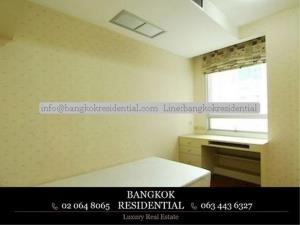 Bangkok Residential Agency's 3 Bed Condo For Rent in Chidlom BR2229CD 21