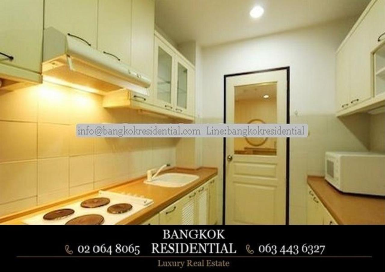 Bangkok Residential Agency's 3 Bed Condo For Rent in Chidlom BR2229CD 8