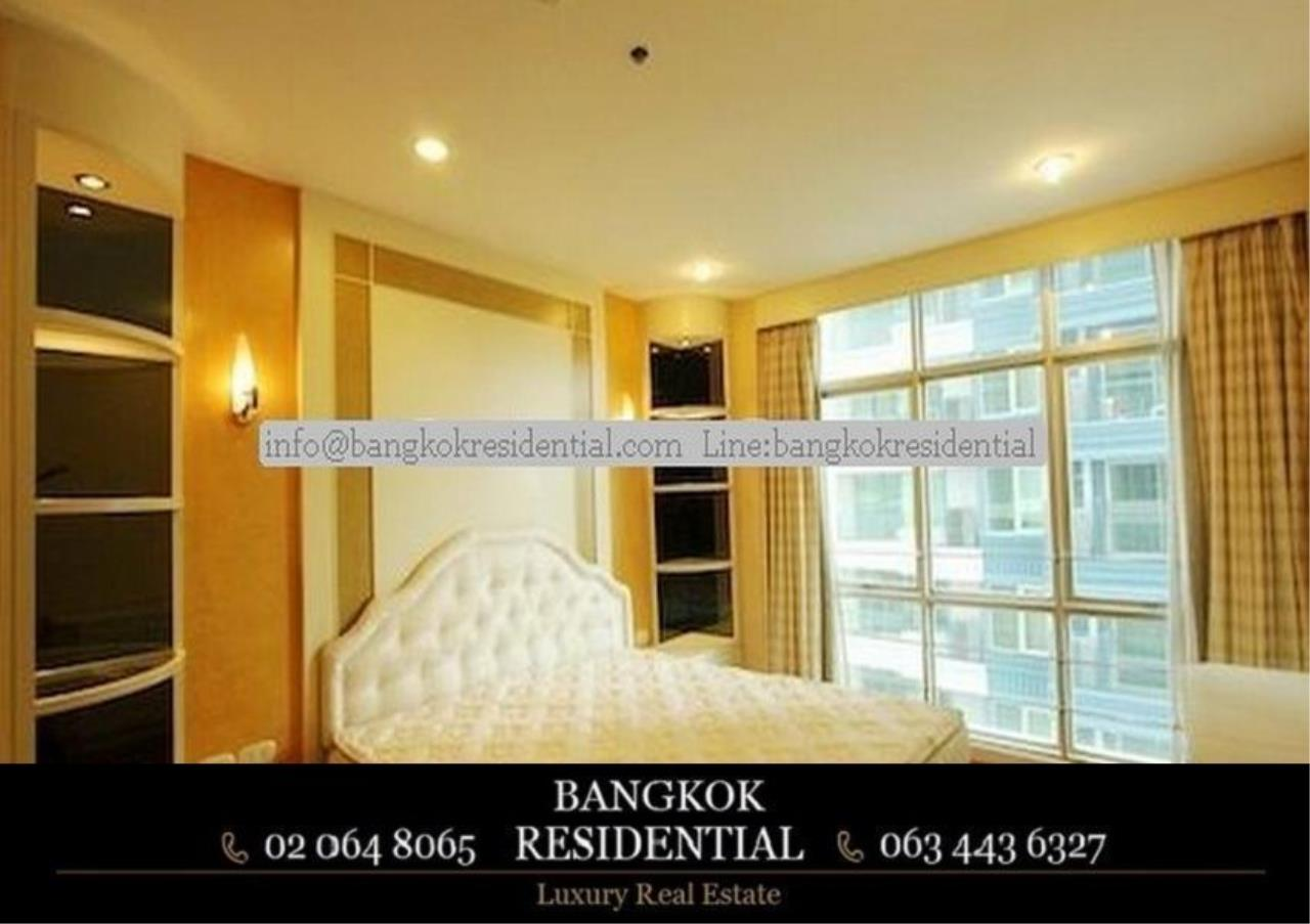 Bangkok Residential Agency's 3 Bed Condo For Rent in Chidlom BR2229CD 9