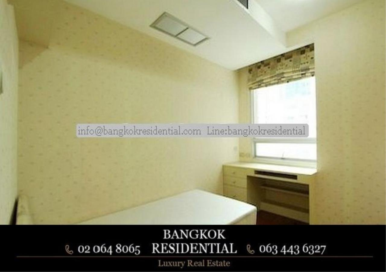 Bangkok Residential Agency's 3 Bed Condo For Rent in Chidlom BR2229CD 12