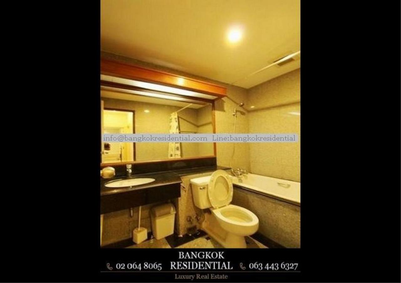 Bangkok Residential Agency's 3 Bed Condo For Rent in Chidlom BR2229CD 14