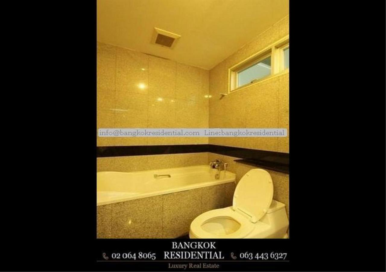 Bangkok Residential Agency's 3 Bed Condo For Rent in Chidlom BR2229CD 15