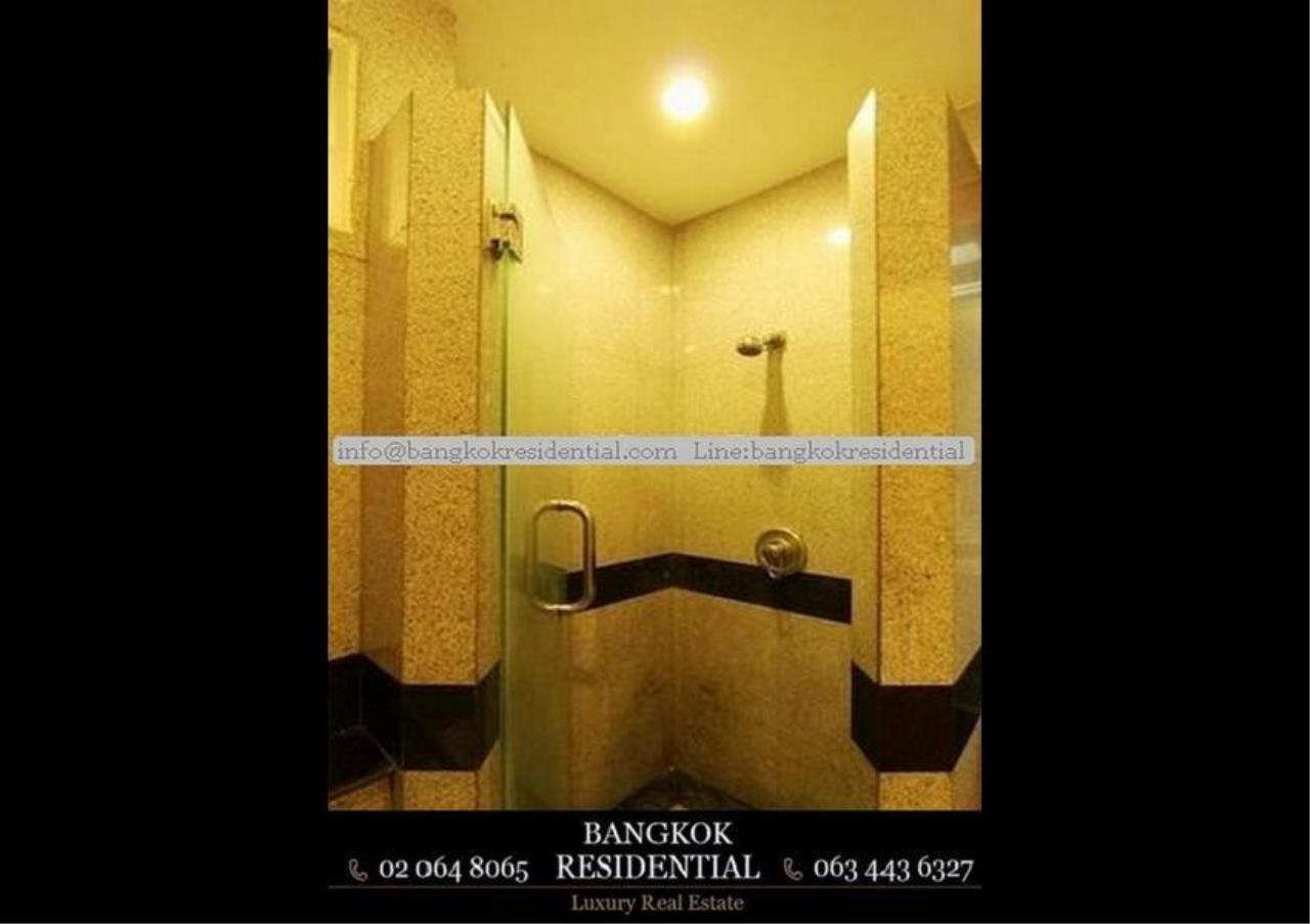 Bangkok Residential Agency's 3 Bed Condo For Rent in Chidlom BR2229CD 16