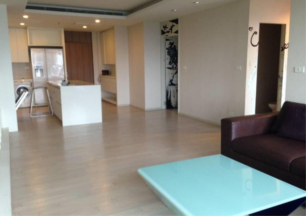 Bangkok Residential Agency's 3 Bed Condo For Rent in Thonglor BR2260CD 2
