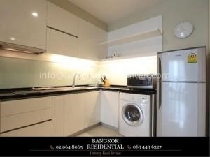 Bangkok Residential Agency's 1 Bed Condo For Rent in Phrom Phong BR2295CD 30