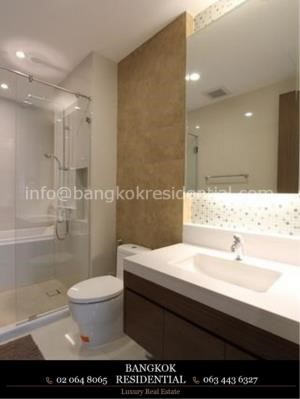 Bangkok Residential Agency's 1 Bed Condo For Rent in Phrom Phong BR2295CD 26