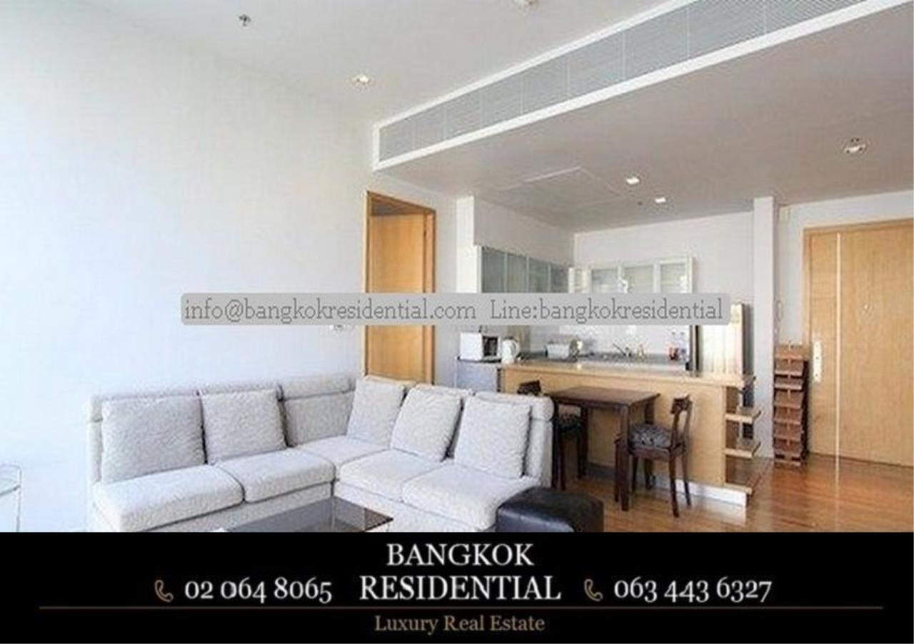 Bangkok Residential Agency's 1 Bed Condo For Rent in Asoke BR2349CD 1