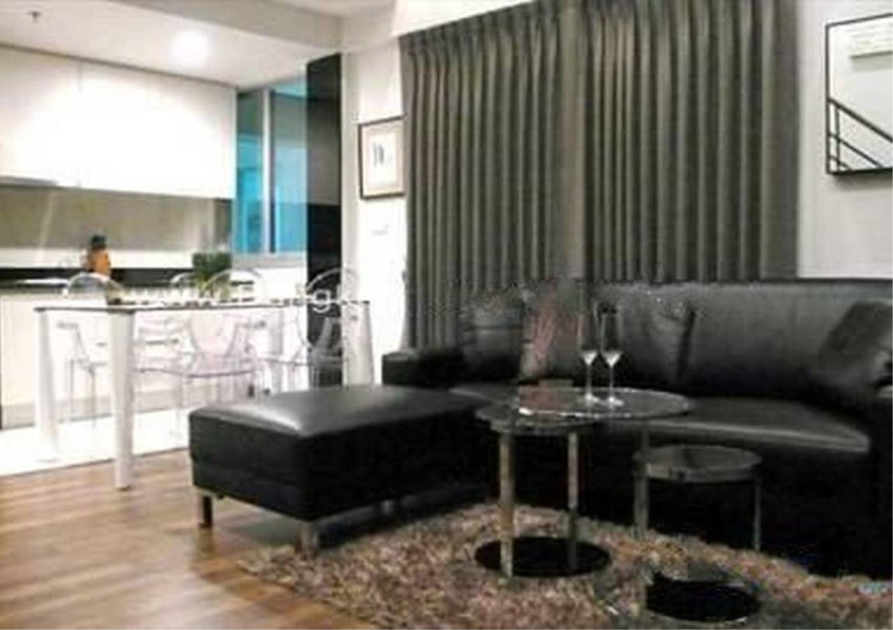 Bangkok Residential Agency's 1 Bed Condo For Rent in Ratchadamri BR2381CD 1